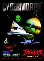 Cybermorph for Atari Jaguar