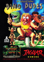 Dino Dudes for Atari Jaguar