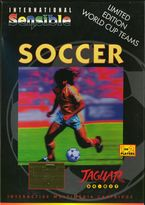 International Sensible Soccer for Atari Jaguar