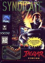 Syndicate for Atari Jaguar