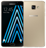 Samsung Galaxy A5 A510F (2016) 16GB - Gold - Locked