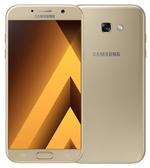 Samsung Galaxy A7 (2017) - 32GB Duos - Gold Sand - Unlocked