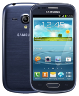 Samsung Galaxy S3 Mini 16GB Blue - Locked
