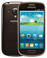 Samsung Galaxy S3 Mini 8GB Brown - Locked