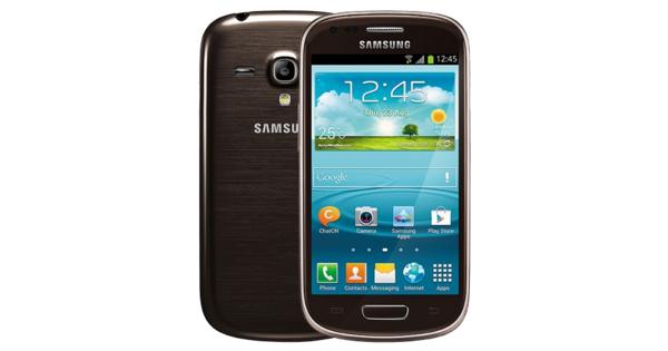 Samsung Galaxy S3 Mini 8GB Brown