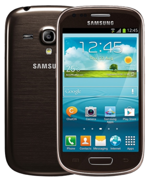 Samsung Galaxy S3 Mini 8GB Brown - Unlocked