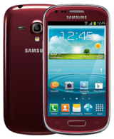 Samsung Galaxy S3 Mini 16GB Red - Locked