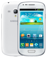 Samsung Galaxy S3 Mini 16GB White - Locked