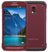 Samsung Galaxy S5 Active - 16GB Red - Locked