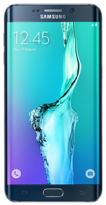 Samsung Galaxy S6 Edge PLUS - 32GB Black Sapphire - Locked