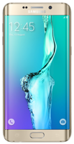 Samsung Galaxy S6 Edge PLUS - 32GB Gold Platinum - Locked