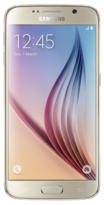 Samsung Galaxy S6 - 32GB Gold Platinum - Locked