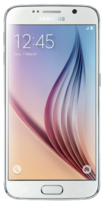 Samsung Galaxy S6 - 32GB White Pearl - Locked