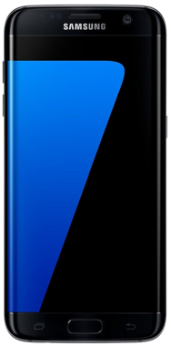 Samsung Galaxy S7 EDGE - 32GB Black Onyx - Unlocked