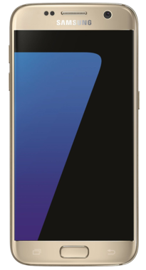 Samsung Galaxy S7 - 32GB Gold - Locked