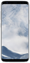 Samsung Galaxy S8 - 64GB Arctic Silver - Locked