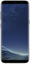 Samsung Galaxy S8 - 64GB Midnight Black - Locked