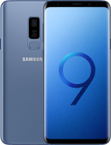 Samsung Galaxy S9 PLUS - 128GB Coral Blue DUAL Unlocked