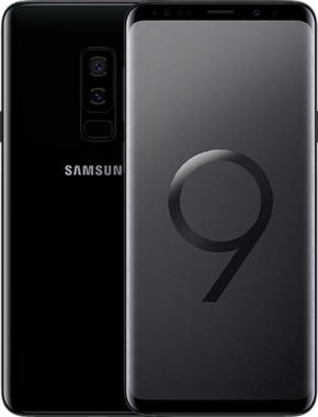 Samsung Galaxy S9 PLUS - 128GB Midnight Black DUAL Unlocked
