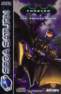 Batman Forever:Coin-Op Arcade Game