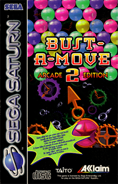 Bust A Move 2:The Arcade