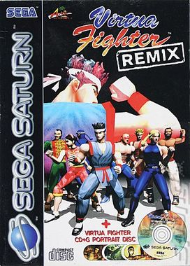 Virtua Fighter Remix