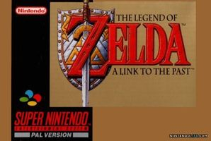 Zelda III:Link To Past