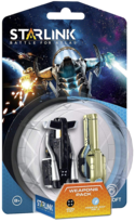 Starlink Weapon Pack Iron Fist & Freeze Ray