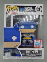#01 Batman - Pop 8-Bit -DC Super Heroes 2017 Fall Convention