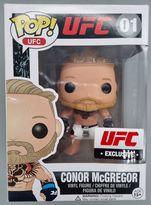 #01 Conor McGregor (White Shorts) - Pop UFC - UFC Exclusive