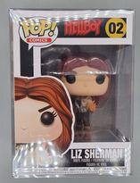 #02 Liz Sherman - Pop Comics - Hellboy
