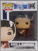 #03 David S. Pumpkins - Pop SNL