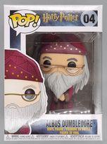 #04 Albus Dumbledore - Pop Harry Potter