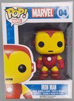 #04 Iron Man - Pop Marvel