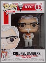 #05 Colonel Sanders - Pop Icons - KFC