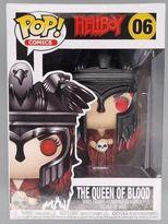 #06 The Queen of Blood - Pop Comics - Hellboy