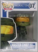 #07 Master Chief (with Cortana) - Pop Halo