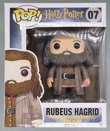 #07 Rubeus Hagrid - 6 Inch - Pop Harry Potter
