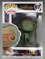 #07 Stan Lee (Patina) - Pop Icons - Stan Lee