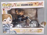 #08 Daryl Dixon's Chopper - Pop Rides - The Walking Dead