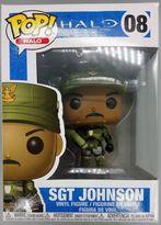 #08 Sgt Johnson - Pop Halo