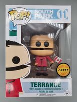 #11 Terrance (Canada Flag) - Chase - Pop South Park - 1 in 6