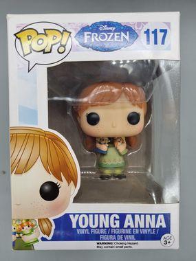 #117 Young Anna - Pop Disney - Frozen
