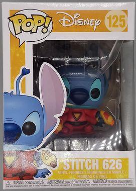 #125 Stitch 626 - Pop Disney - Lilo & Stitch