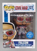 #127 Falcon - Marvel - Captain America Civil War Exclusive
