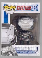 #128 War Machine - Marvel - Captain America Civil War