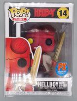 #14 Hellboy (with Sword) - Pop Comics - Hellboy Exclusive