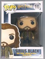#16 Sirius Black - Harry Potter