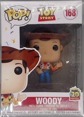 #168 Woody - Disney Toy Story
