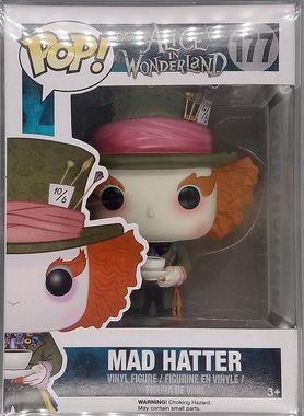 #177 Mad Hatter - Pop Disney - Alice in Wonderland